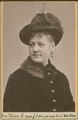 Hilma Schagerlund, porträtt - SMV - H2 035.tif