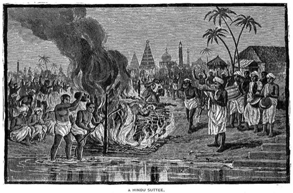 Hindu Suttee