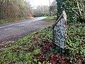 Hinton, milepost - geograph.org.uk - 1118017.jpg