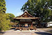 Hirano-jinja shurine.JPG