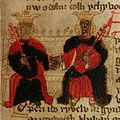 History of the Kings (f.18) Morgan and Cunedda.jpg
