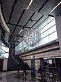 Hoberman Sphere at Liberty Science Center, 2015.jpg