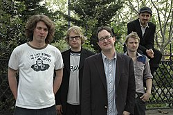 The Hold Steady vuonna 2005