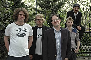 The Hold Steady - The band in 2005.