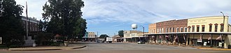 Holly Springs, Mississippi - Image: Holly Springs square 1