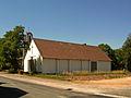 Holtensen Kirche Christophorus O.JPG