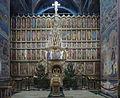 Holy Trinity Church in Alexandrov 03 interior (winter 2014) by shakko.JPG