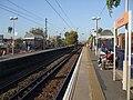 Homerton station look west.JPG