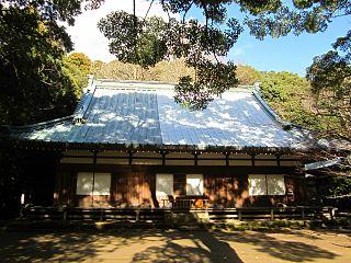 Hondō of Sōun-ji.jpg