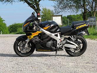 Honda CBR900RR - 1996 CBR900RR SC33