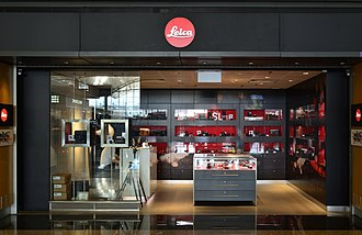 Leica Camera - Leica store at Hong Kong International Airport
