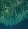 Hooghly- Brahmaputra Delta, Bay of Bengal (India - Bangladesh) (34699016026).jpg