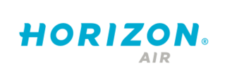 Horizon Air regional airline in the western United States