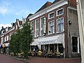 Hotel De Posthoorn in Dokkum (Friesland Netherlands) (2775285196).jpg