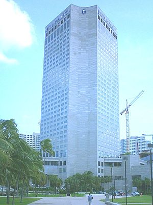 InterContinental Miami - Image: Hotelintercontinenta l 2