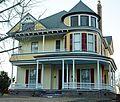 House on College St., Macon Historic District, Macon, GA, US (08).jpg