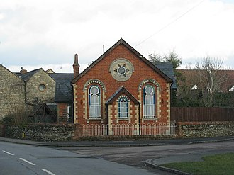 Stanford in the Vale - Former Primitive Methodist chapel