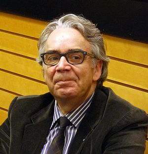 English: Howard Shore at a book signing at the...
