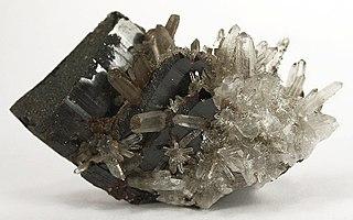 Hübnerite oxide mineral
