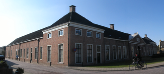 Honselersdijk - Exterior view of De Nederhof