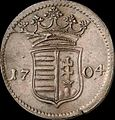 Hun Rakoczi X Poltura 1704 Huszar 1535 obverse.jpg