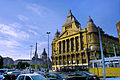 Hungary, Budapest, Downtown- Deak square 02.jpg