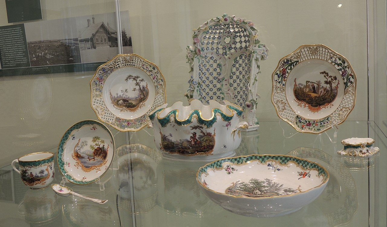FileHunting table set (Meissen 1766-8 Imperial PF 18-19 c. Gatchina) 04 by shakko.jpg & File:Hunting table set (Meissen 1766-8 Imperial PF 18-19 c ...