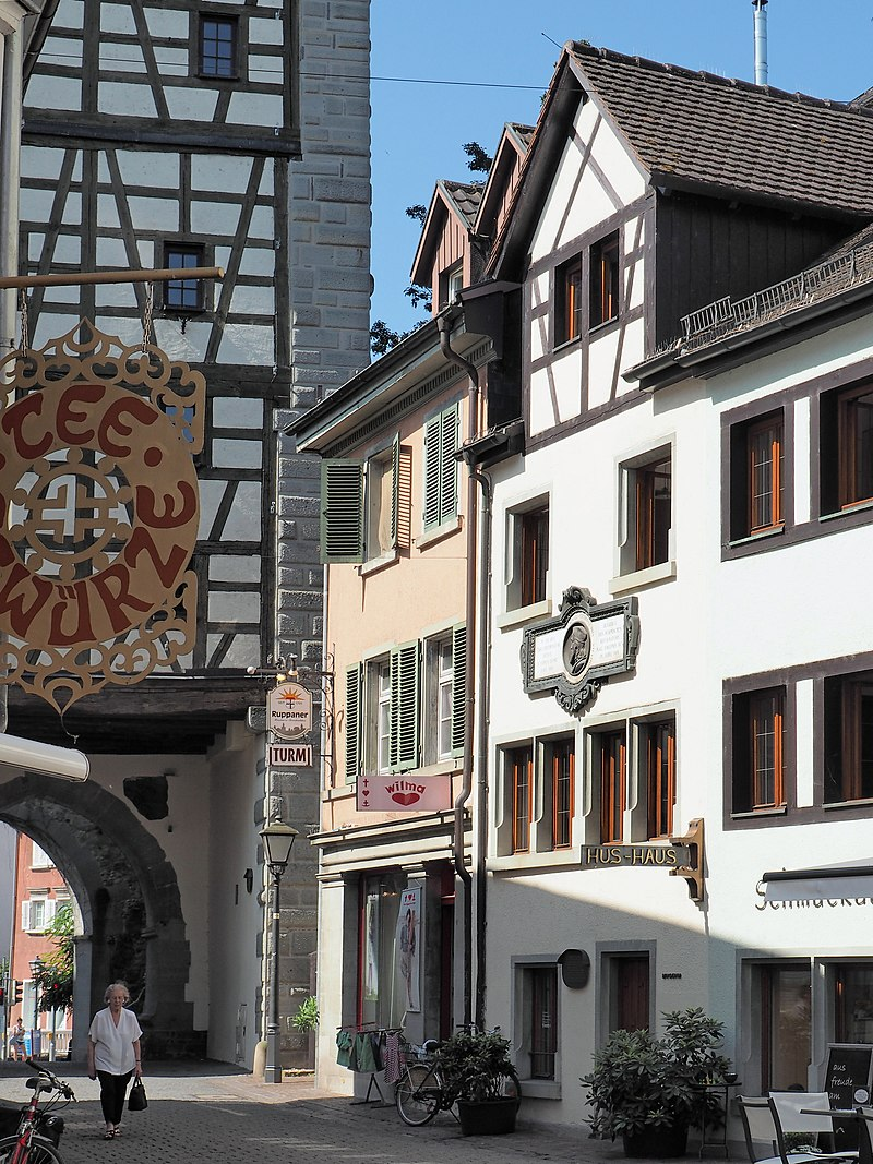 Jan Hus Konstanz