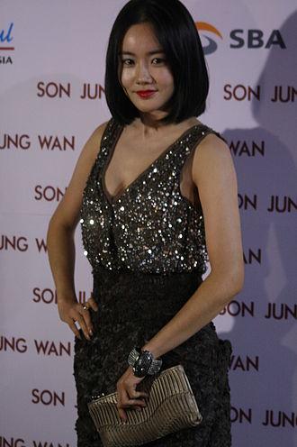 Hwang Woo-seul-hye - Hwang Woo Seul-hye at the 2011 Seoul Fashion Week