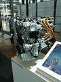 Hybridmotor XL1-Gläserne Manufaktur.JPG