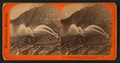 Hydraulic Mining - Behind the Pipes, in the Kennebeck Claim, Birchville, Nevada County, by Thomas Houseworth & Co..png