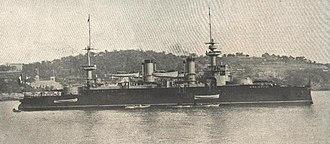 French battleship Iéna - Image: Iéna