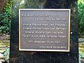 I. Ort des Gedenkens auf dem Bergfriedhof Heidelberg für alle die ihre Freunde und Angehörigen durch Aids verloren haben.JPG