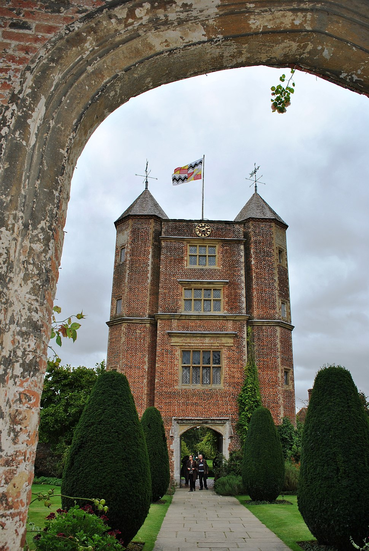 II Sissinghurst Castle Garden, Kent, UK