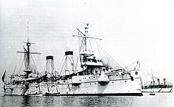 IJN Kasagi at Kobe 1898.jpg