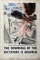 INF3-142 War Effort The downfall of the Dictators is assured Artist O'Connell.jpg