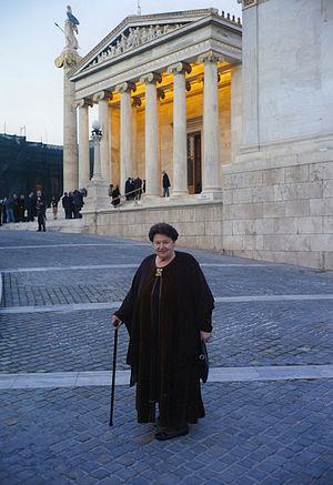 Ioanna Papantoniou - Ioanna Papantoniou in 2013