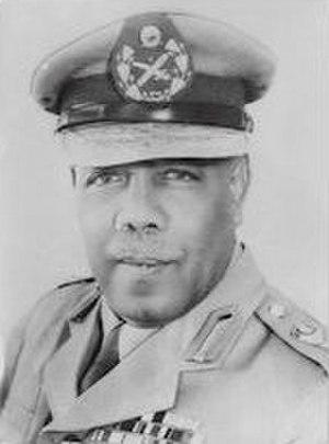Al Amarat (Khartoum) - The late General President AABOUD