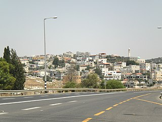 Ibtin Place in Northern