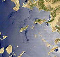 Icarian Sea satellite picture.jpg