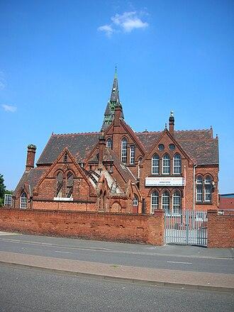 Birmingham board school - Icknield Street School