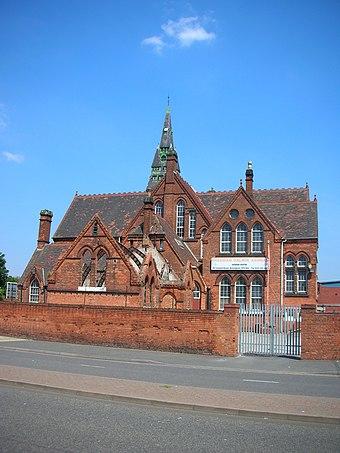 Handsworth Grammar School Wikivisually