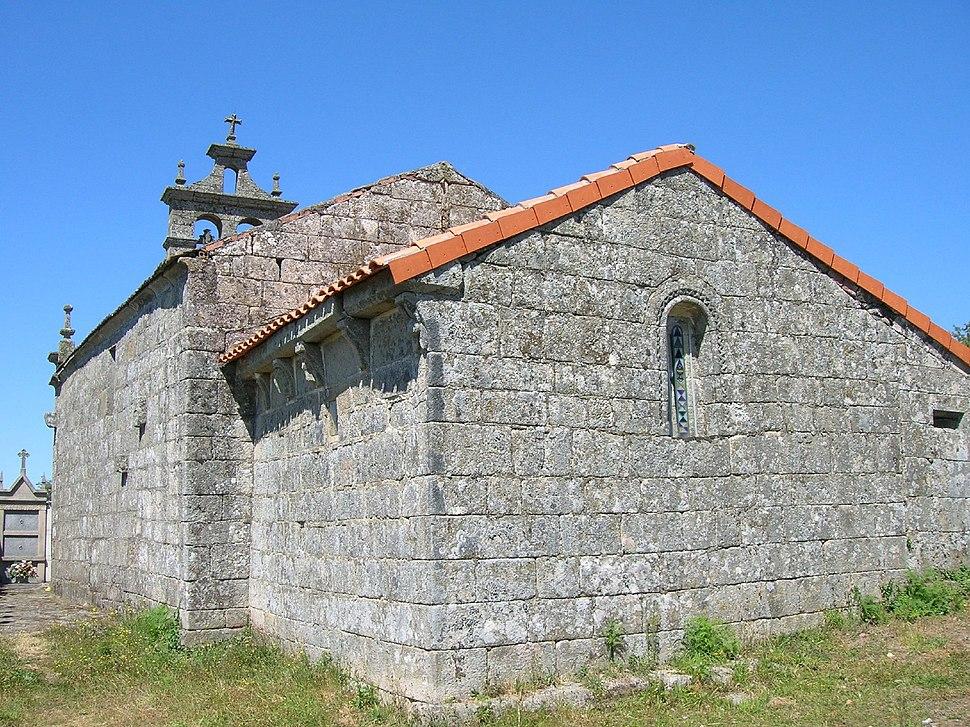 Iglesia de Santa María de Perrelos - Sarreaus - Ourense