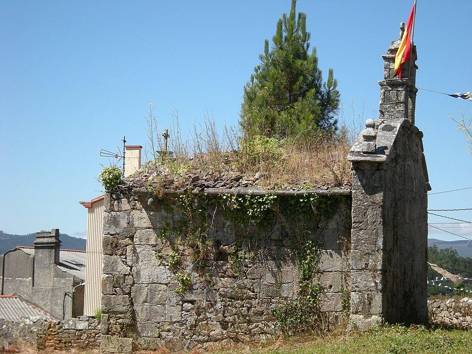 Igrexa de Santa María en Barro, Noia