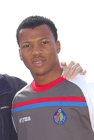 Ikechukwu Uche - Uche as a Getafe player