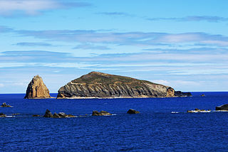Baixo Islet islet in the Azores, Portugal