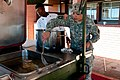 Illinois National Guard Soldier learns culinary skills in Botswana (7779970606).jpg