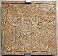 Impero neo-assiro, regno di assurbanipal, donne deportate, 668-627 ac., da ninive.jpg