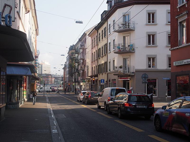 Onde não ir em Zurique