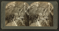 In the heart of Box Canyon, Colo., U.S.A, from Robert N. Dennis collection of stereoscopic views.png